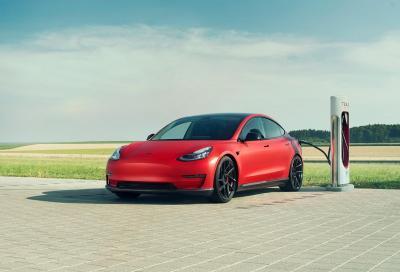 Tesla Model 3: freddo e caldo quanto influenzano l'autonomia