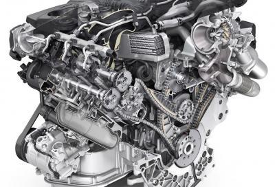 Audi: i motori diesel e benzina avranno ancora lunga vita
