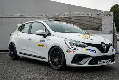 Renault Clio Cup 2021: la quinta generazione ai nastri di partenza