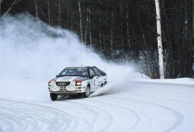 Il sistema di trazione Audi Quattro: 40 anni di continua evoluzione