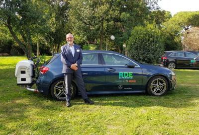 Mercedes e Bosch: il diesel Euro 6d ha emissioni prossime allo zero