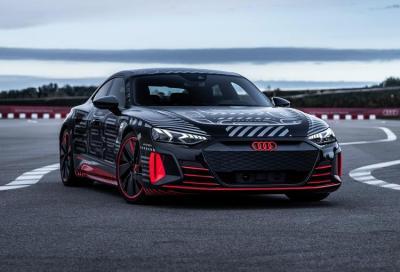 Audi e-tron GT: le prestazioni ci sono tutte