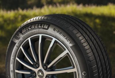 Michelin e.Primacy: scorrevolezza ed efficienza sono i suoi obiettivi