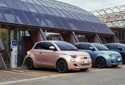 Fiat 500 elettrica: cosa si nasconde sotto pelle?