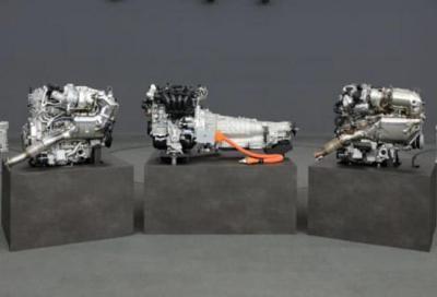 Mazda e il nuovo 6 cilindri in linea