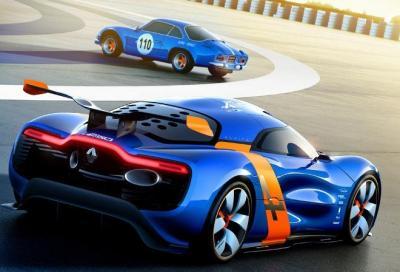 Alpine: sarà il reparto sportivo della Renault