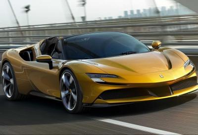 Ferrari SF90 Spider: la scoperta di serie più potente di sempre