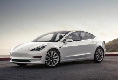 Tesla Model 3: cala l'appeal in Norvegia
