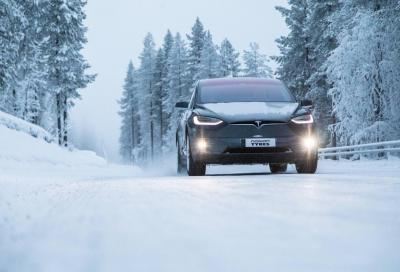 Auto elettriche e pneumatici invernali: sfatiamo alcuni miti