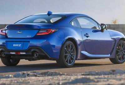 Nuova Subaru BRZ: perché non è turbo?