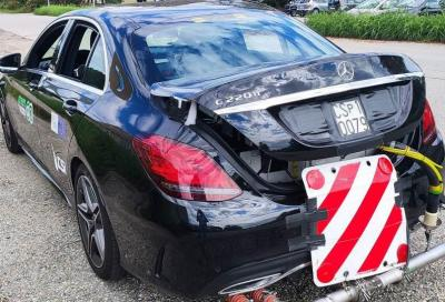 Il diesel Mercedes primeggia nel Green Ncap 2020