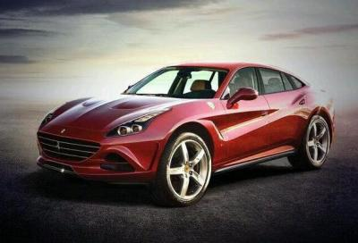 Una Ferrari a ruote alte? Il Drake avrebbe gradito