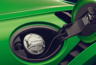 Porsche e Siemens al lavoro su carburanti sintetici