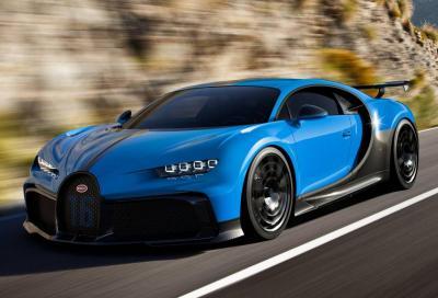 Bugatti: qualche magagna negli Stati Uniti