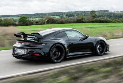 Porsche 911 GT3 2021: sarà un netto miglioramento rispetto alla 992 standard