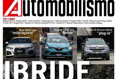 Automobilismo di Dicembre 2020 è in edicola ricco di imperdibili novità