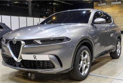 Alfa Romeo Tonale: dal 2022 in concessionaria
