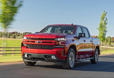 I pick-up continuano a spopolare negli Stati Uniti