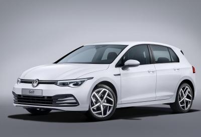 Volkswagen Golf 8: 56 mila esemplari sotto richiamo