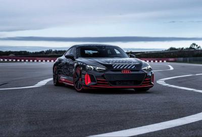 Per Audi un futuro di soli modelli elettrici?