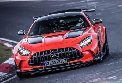 Mercedes-AMG GT Black Series: i fattori chiave del record al Ring