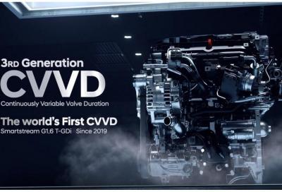 Hyundai CVVD: un pezzo geniale di ingegneria
