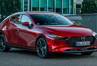 Mazda 3 SkyActiv-X: per il motore è tempo di aggiornamento