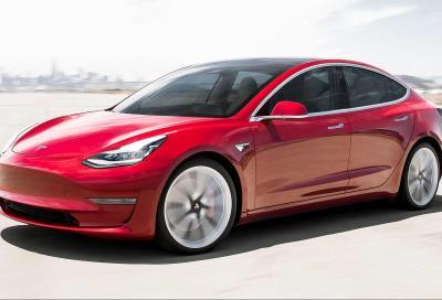 Tesla Model 3: la batteria perde facilmente la propria capacità