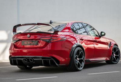 Alfa Romeo: in arrivo una nuova sportiva?