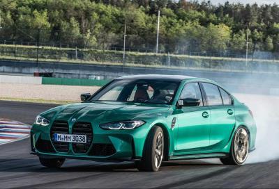BMW spiega il perché di un doppio rene così grande sulle nuove M3 e M4