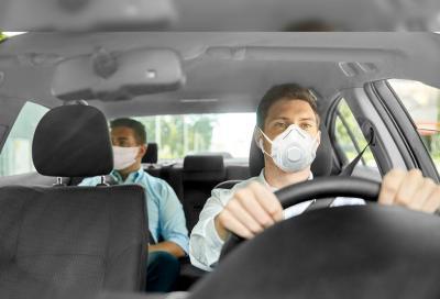 Coronavirus: in macchina come mantengo i finestrini?