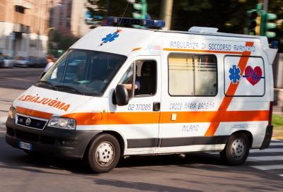 Ambulanza in azione? Meglio non intralciarla