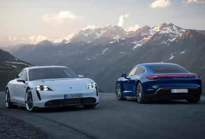 Porsche Panamera vs Porsche Taycan: chi ha la meglio?