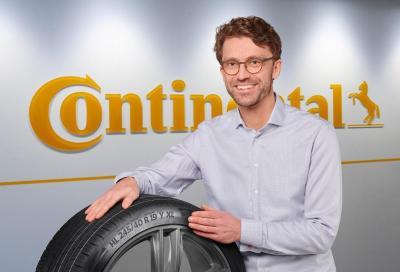 """Continental sviluppa il primo pneumatico con il nuovo indice di carico """"HL"""""""