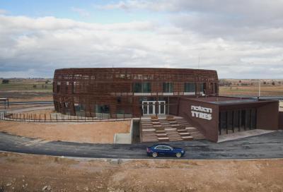 Nokian Tyres: il proving ground spagnolo è realtà
