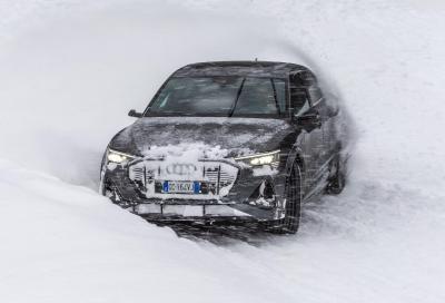 Audi e-tron S Sportback: non datele della noiosa