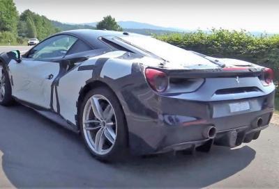 Ferrari: il V6 ibrido potrebbe superare i 700 CV