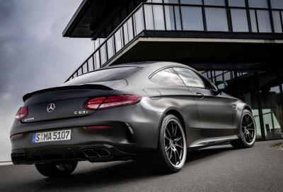 Mercedes-AMG C63: addio al V8 per un modesto 4 cilindri ibrido