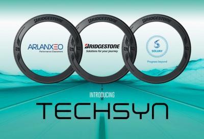 Bridgestone Techsyn: per pneumatici sostenibili di lunga durata