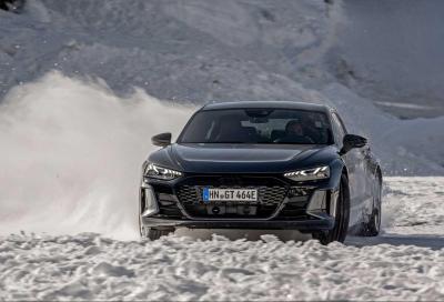 Audi RS e-tron GT: se queste sono le elettriche…