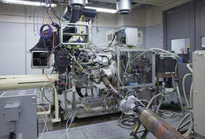 Nissan e il termico con efficienza del 50%