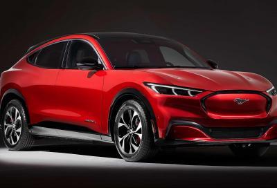 Ford Mustang Mach-E: problemi al sottoscocca