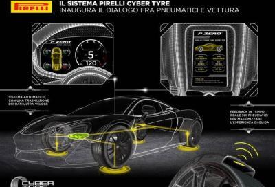 McLaren Artura: sodalizio con Pirelli Cyber Tyre