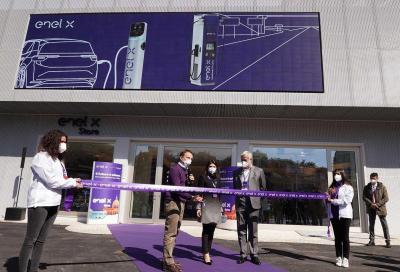 Enel X: a Roma arriva la ricarica HPC fino a 350 kW