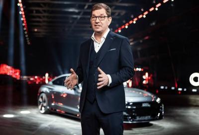 Audi: con l'Euro 7 stop ai motori endotermici