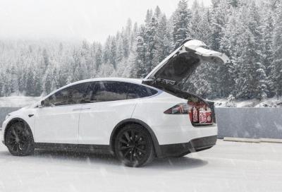 Tesla: nuovo aggiornamento per le basse temperature