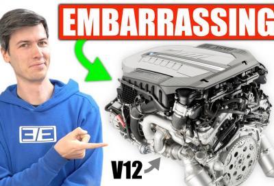 Ecco perché il 5.0 V8 della Mustang è più impressionante del V12 Ferrari