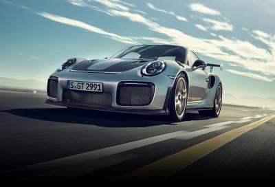 Porsche 911 GT2 RS: 5 motivi per cui dovresti amarla