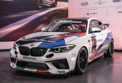 Bmw: al via la M2 CS Racing Cup Italy