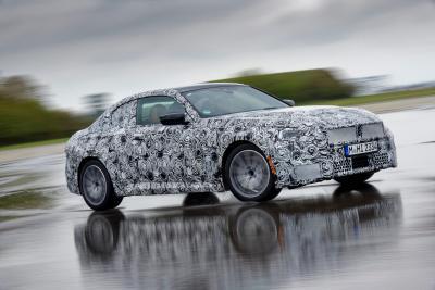 BMW: E' in arrivo la nuova Serie 2 Coupé